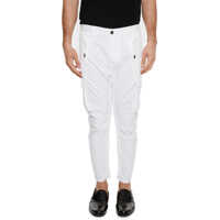 Pantaloni Cotton Cargo Trousers* Barbati