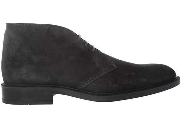 TOD'S Desert Shoes XXM45A00D80RE0B603 Grey imagine b-mall.ro