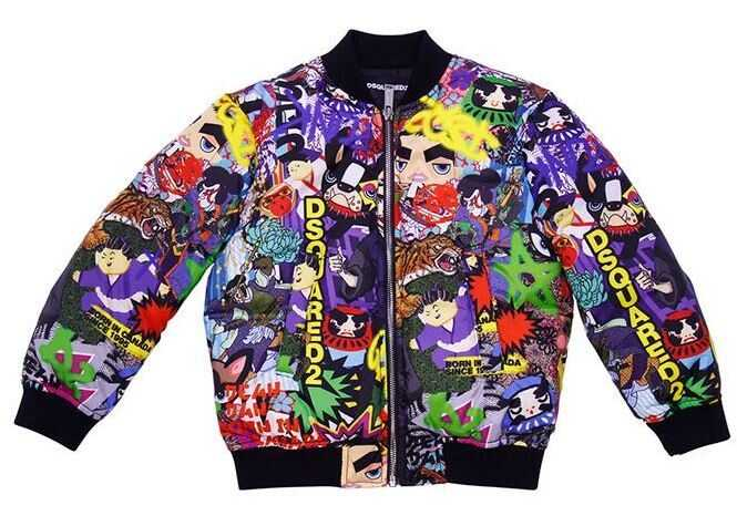 Jachete Baieti DSQUARED2 Jacket