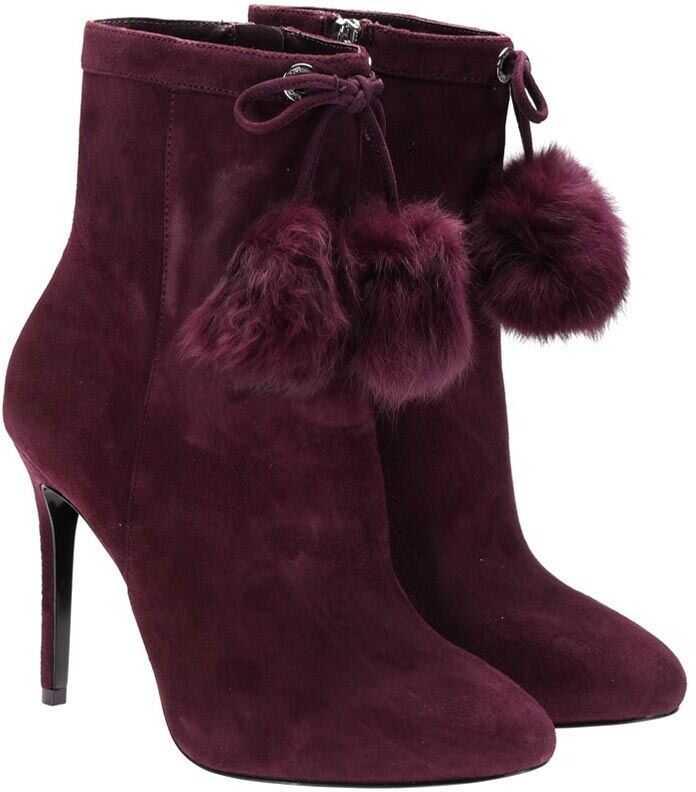 Michael Kors Remi Boots Purple