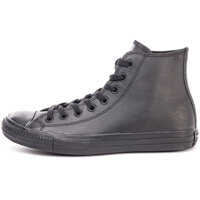 Tenisi & Adidasi Converse All Star Leather Hi Unisex Trainers In Black Black
