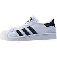 Tenisi & Adidasi Superstar C Kids Trainers In White Black Baieti
