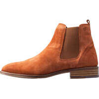 Ghete Hamilton Chelsea Boots In Tan Barbati