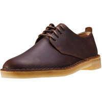 Pantofi Desert London Shoes In Dark Brown Barbati