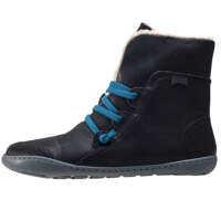 Ghete & Cizme Peu Cami Hi Boots In Black Blue Femei