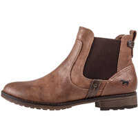 Ghete & Cizme Ankle Boot Chelsea Boots In Chestnut Femei