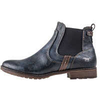 Ghete & Cizme Ankle Boot Chelsea Boots In Navy Femei