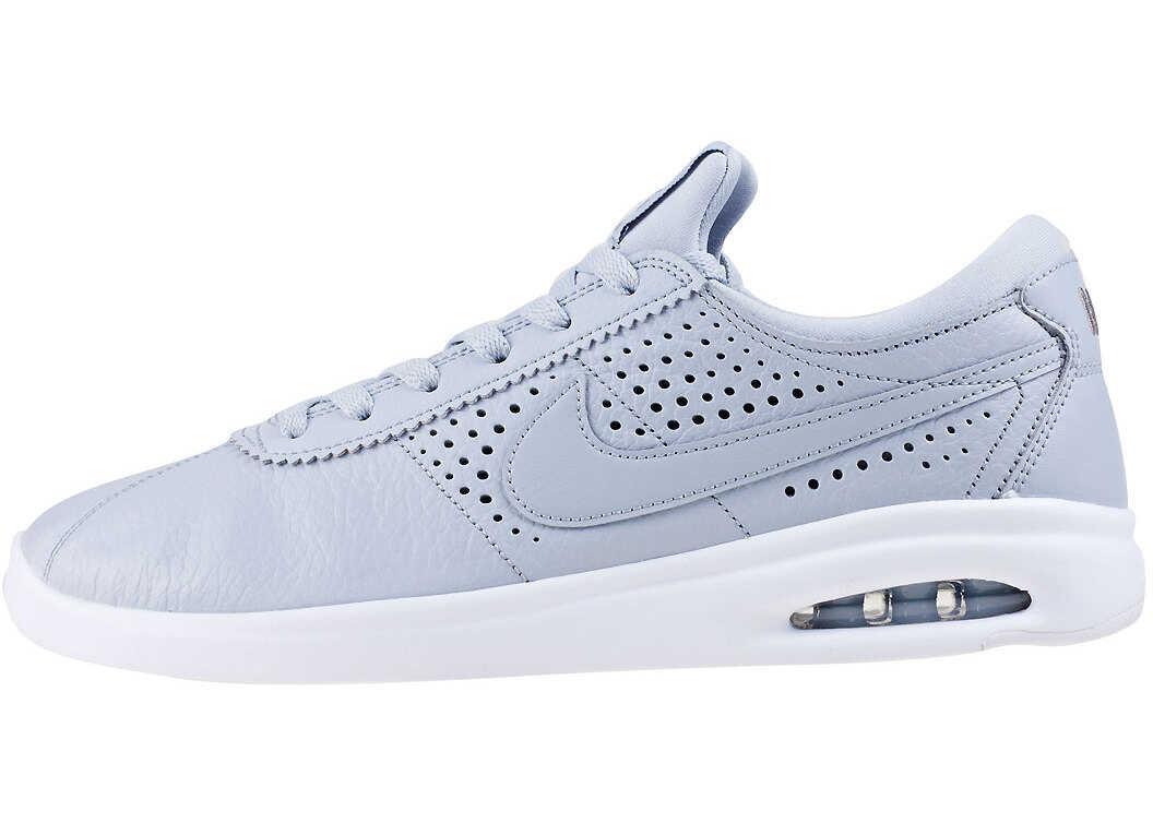 Nike SB Air Max Bruin Vapor L Trainers In Grey Grey