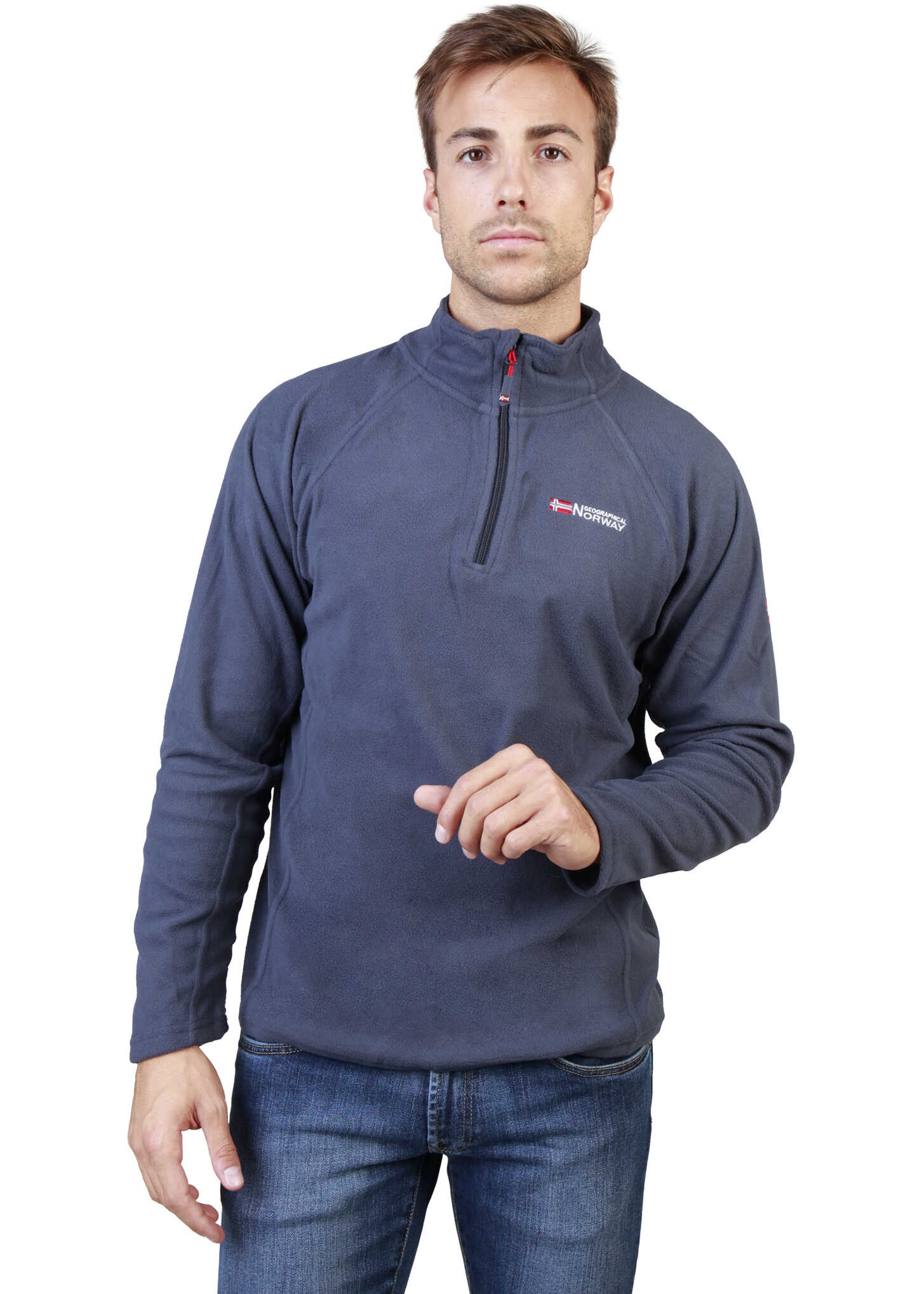 Geographical Norway Tug_Man Blue