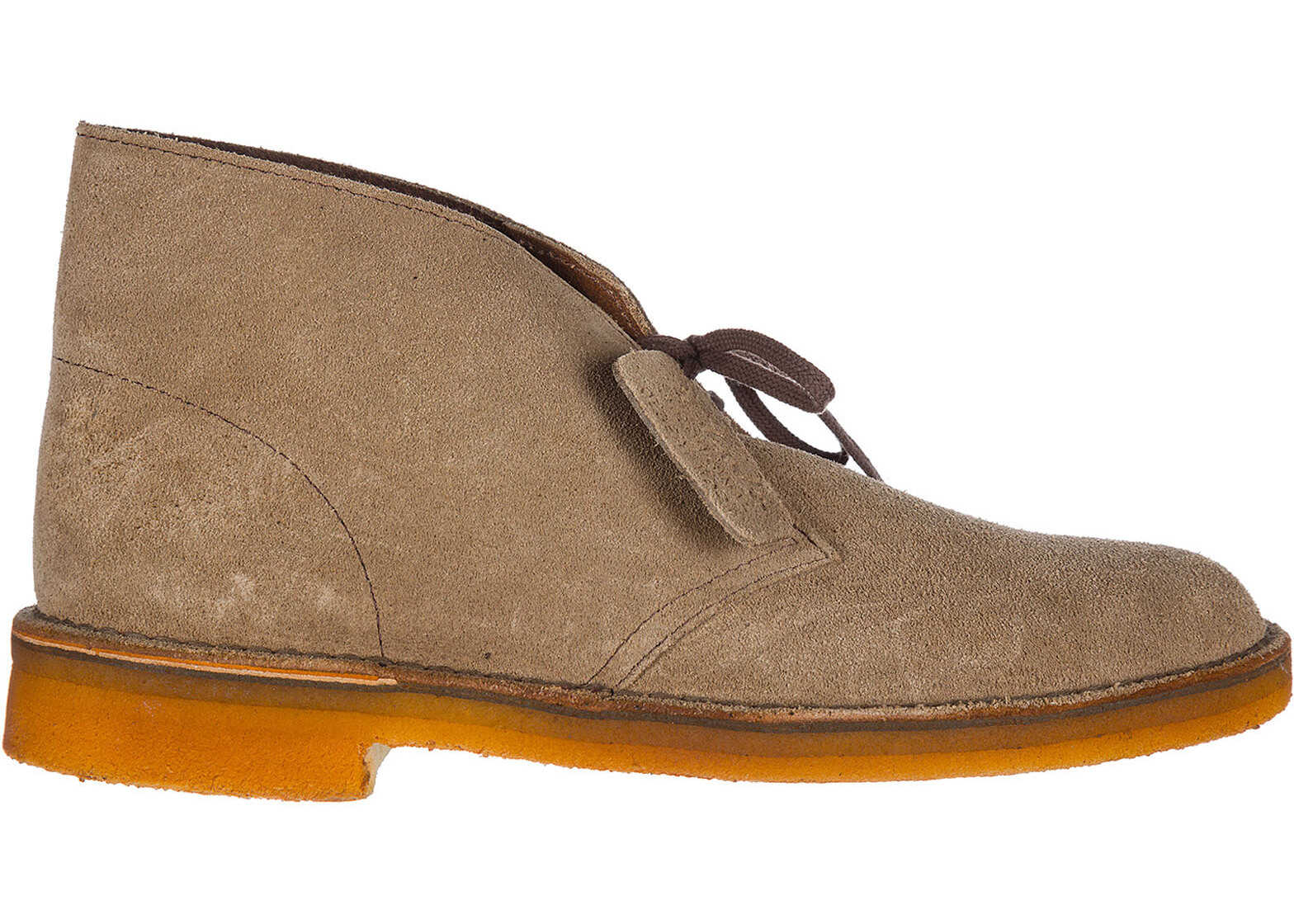 Clarks Ankle Boots Beige