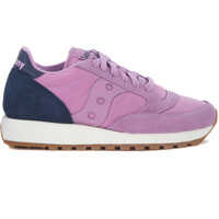 Tenisi & Adidasi Saucony Jazz Blue And Lilac Suede And Nylon Sneaker