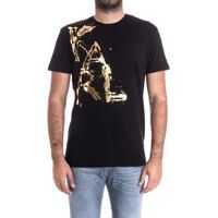 Tricouri Karl Lagerfeld Cotton T-Shirt
