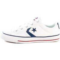 Tenisi & Adidasi Converse Star Player Ox Unisex Trainers In White Navy*