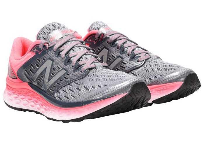 New Balance Fabric Sneakers* Fuchsia