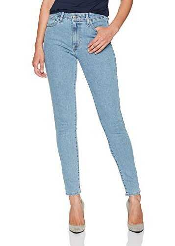 Levis® Womens 721 High Rise Skinny Jeans Vintage Blues