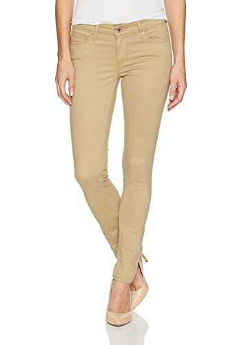 Levis® Womens 711 Skinny Jean Harvest Gold