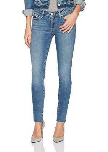 Levis® Womens 711 Skinny Jean Hidden Track