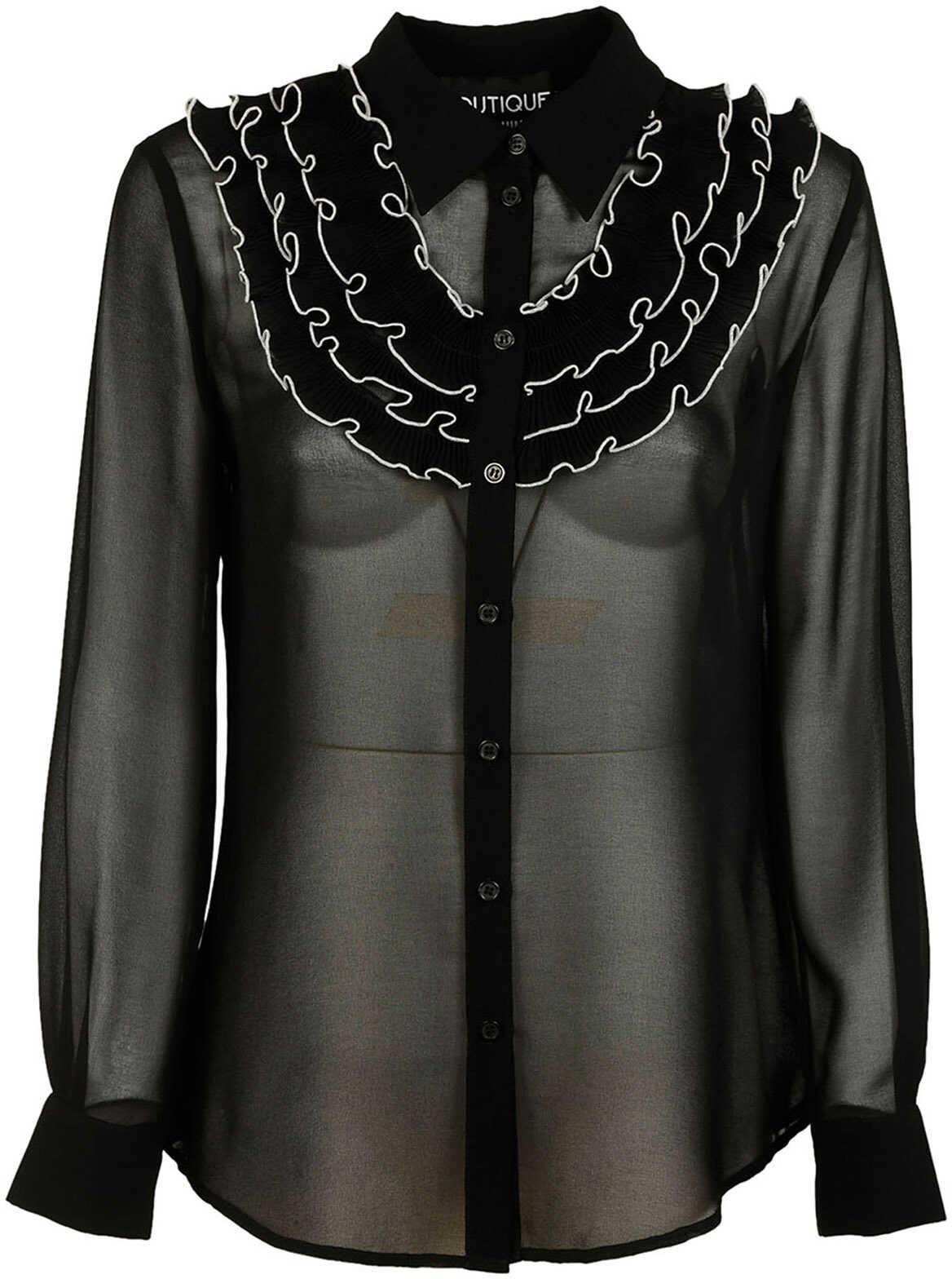 LOVE Moschino Long Sleeve Black