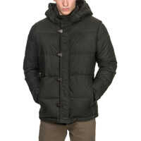 Geci Exnine Men's Jacket In Green Barbati