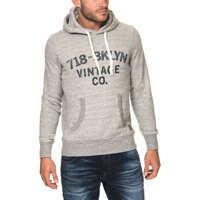 Bluze Trening & Hanorace Raymond Men's Light Grey Melange Hoodie Barbati
