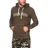 Bluze Trening & Hanorace Raymond Men's Brown Hoodie Barbati