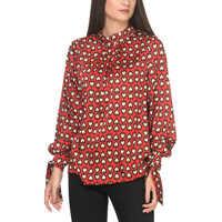 Bluze Women's Red Top Femei