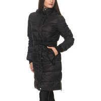 Jachete Women's Black Quilted Jacket Femei