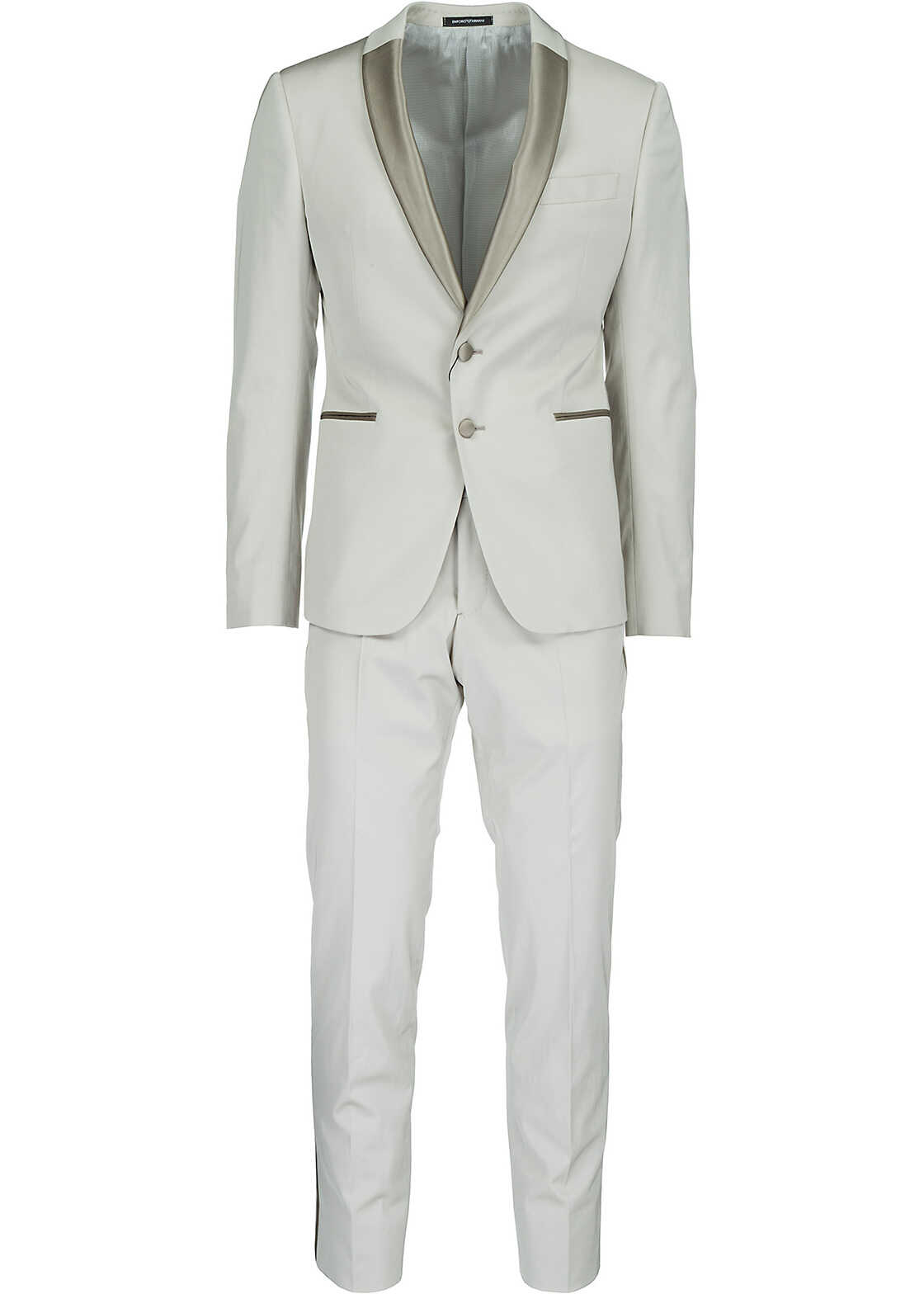 Emporio Armani Smoking Tuxedo Grey