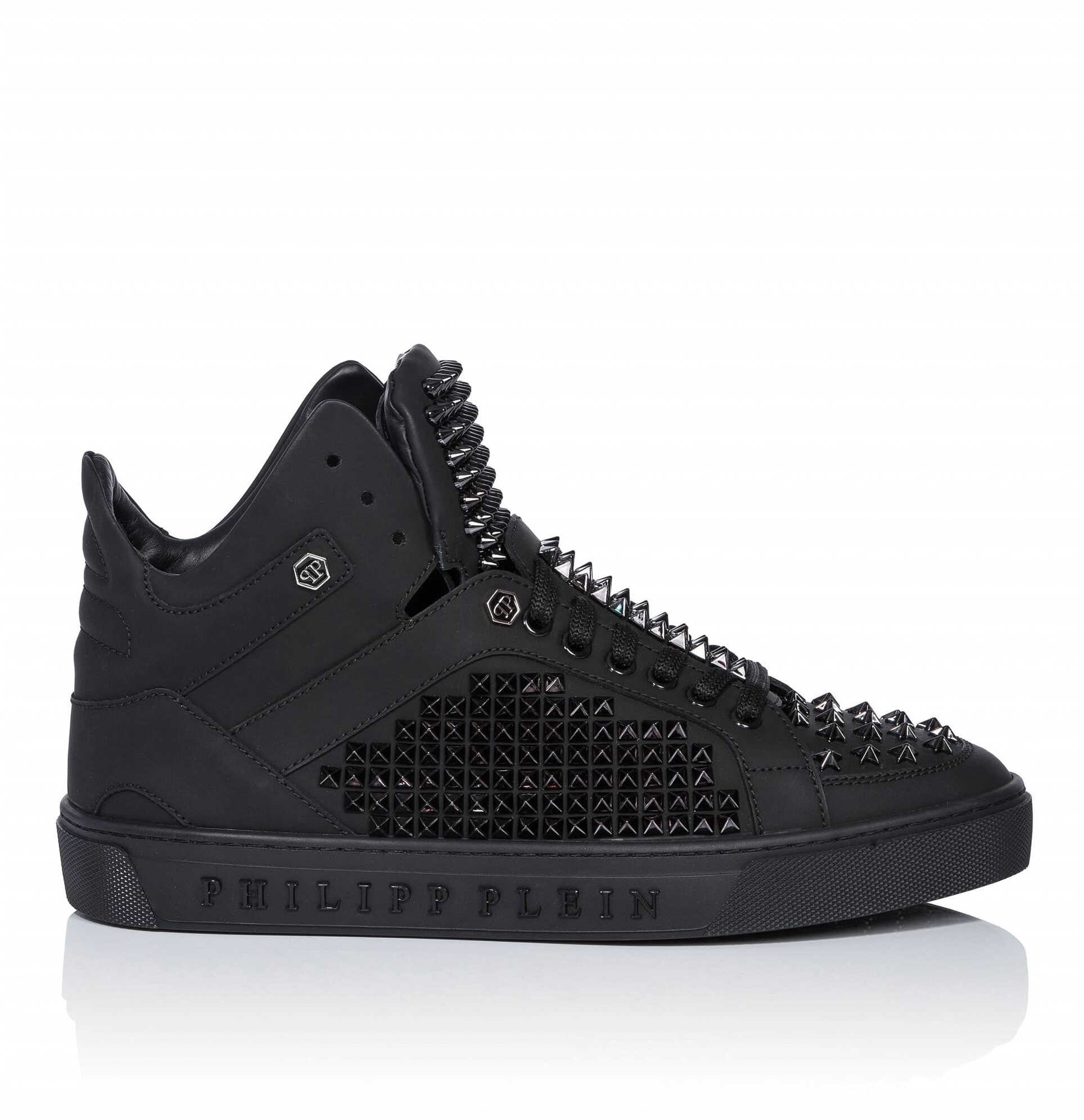 Philipp Plein Sneakers* BLACK