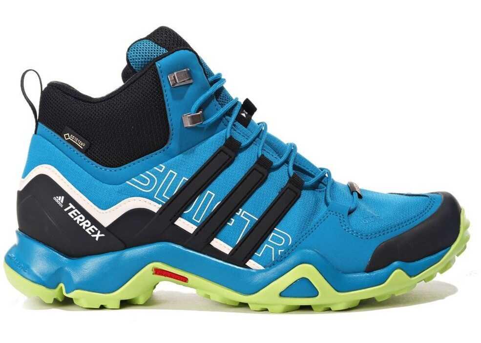 Adidas Terrex Swift R Mid Gtx* Blue