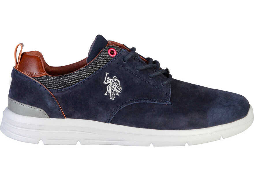 U.S. POLO ASSN. Waldo4004W7 Blue