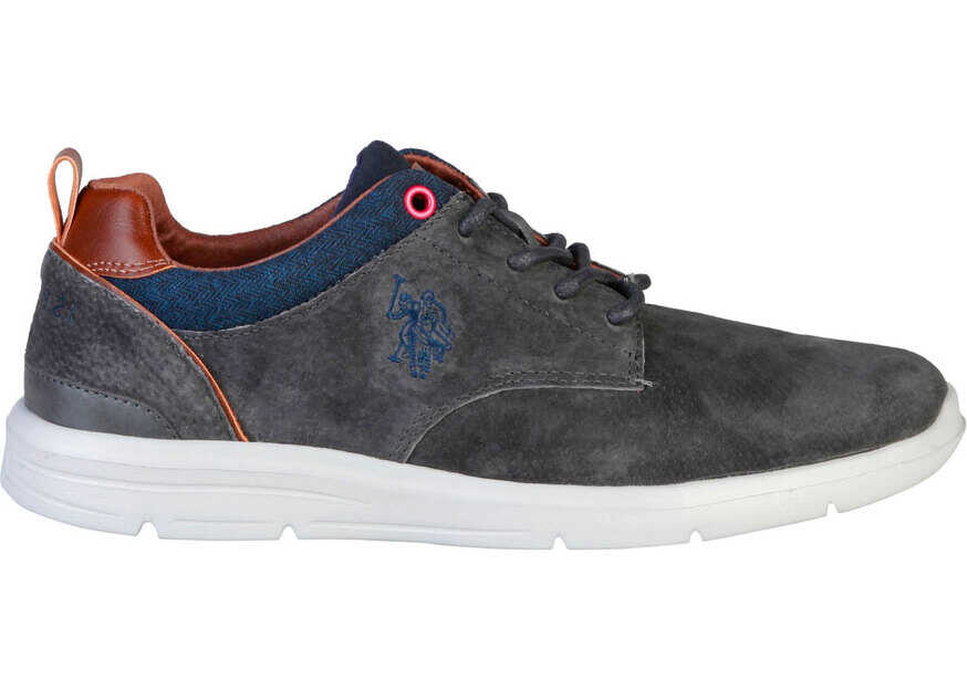 U.S. POLO ASSN. Waldo4004W7 Grey