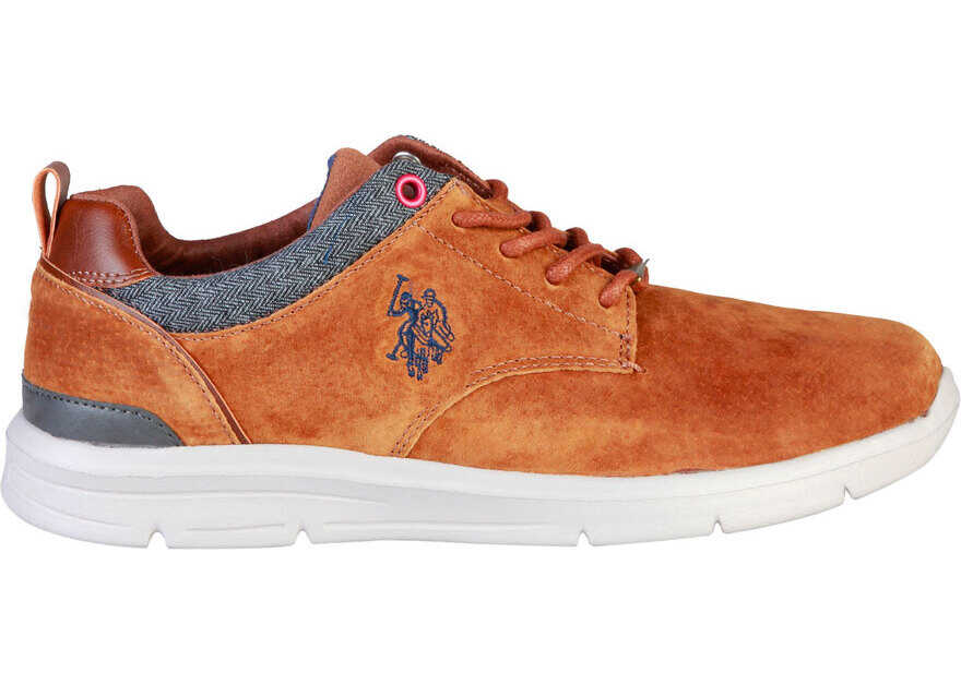 U.S. POLO ASSN. Waldo4004W7 Brown