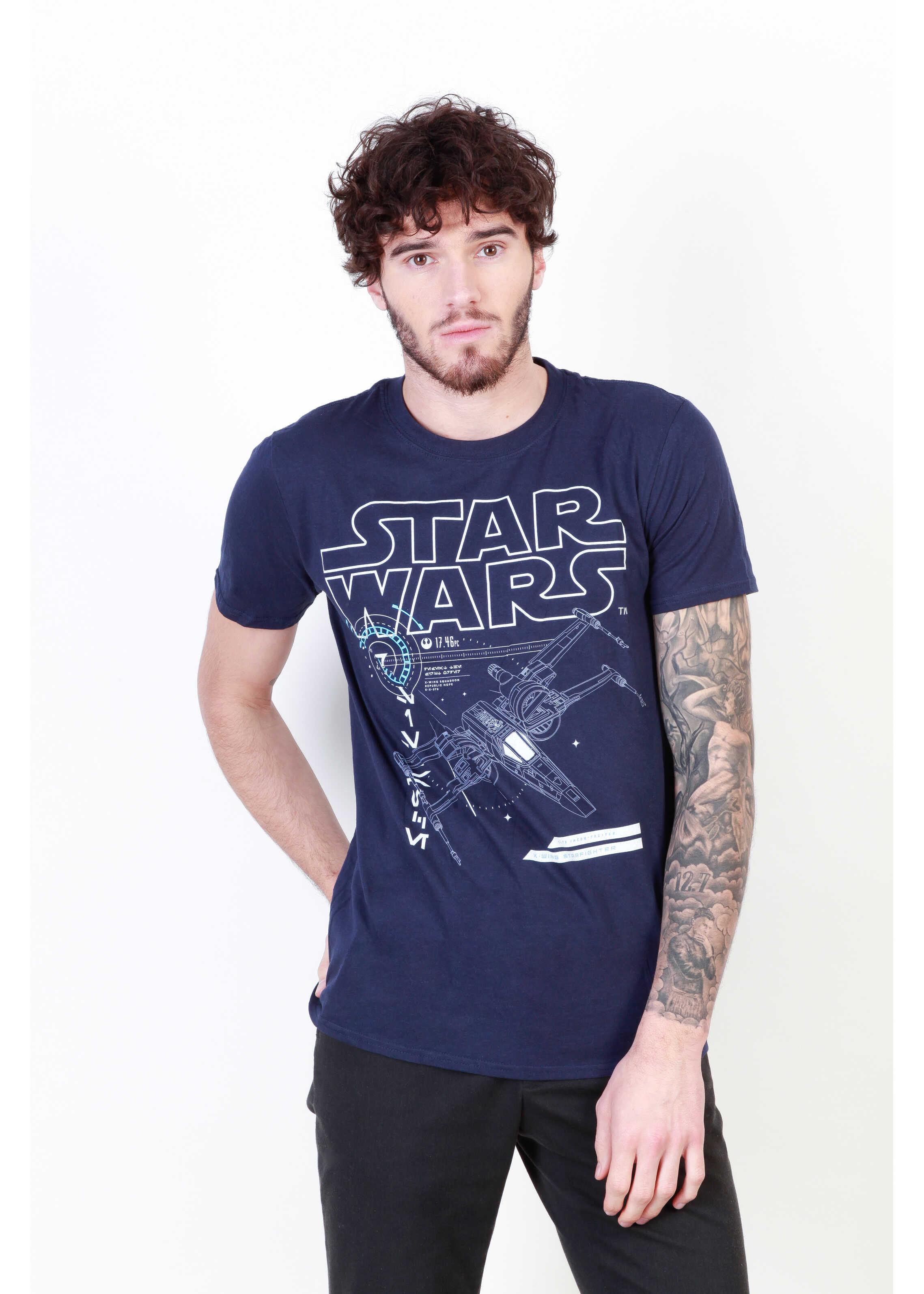 Star Wars Fbmts148 Blue