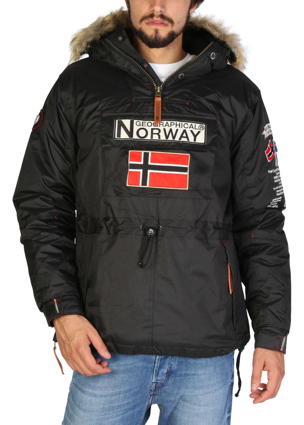 Geographical Norway Boomerang_Man Black