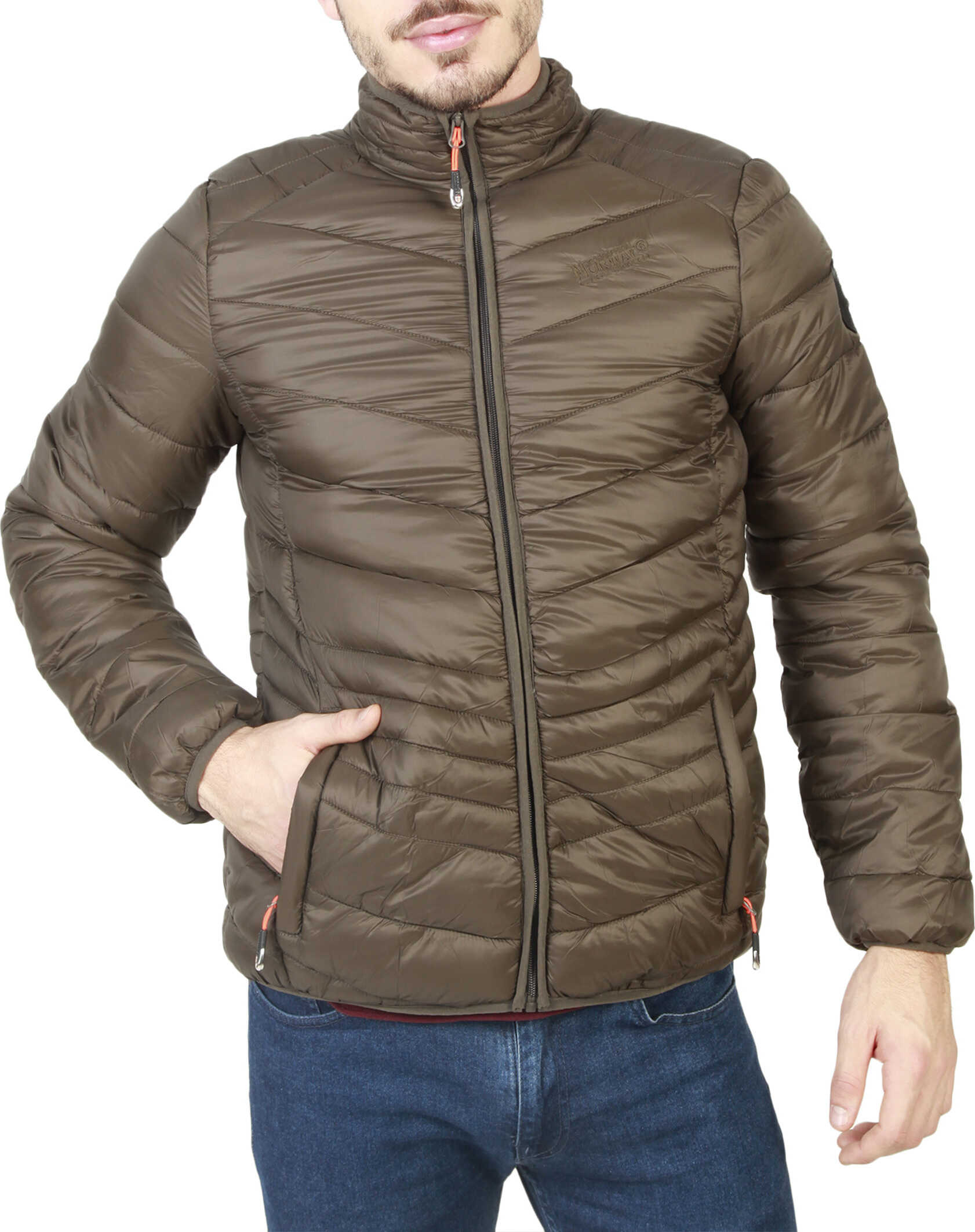 Geographical Norway Dowson_Man Green