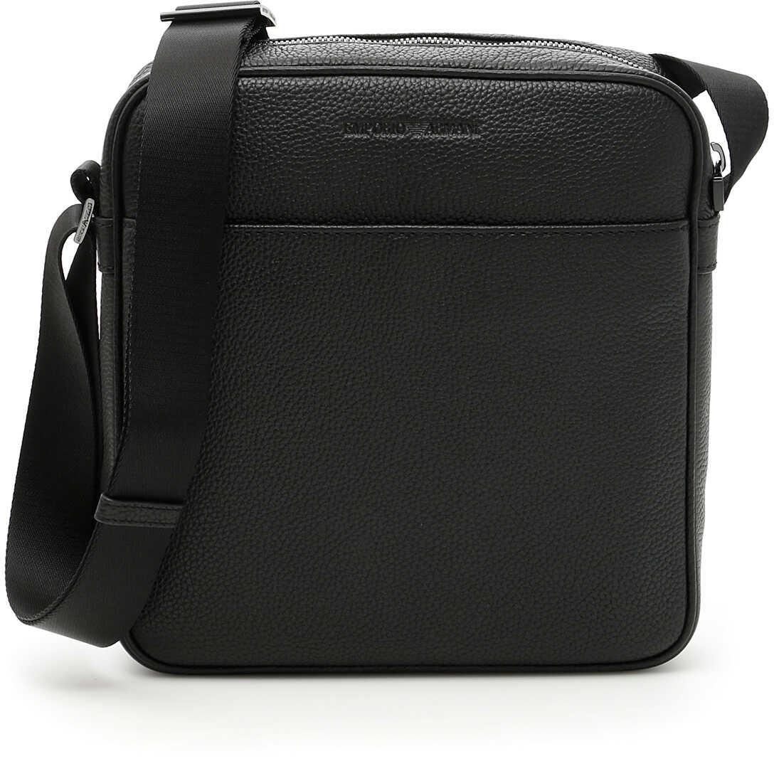 Emporio Armani Messenger Bag NERO