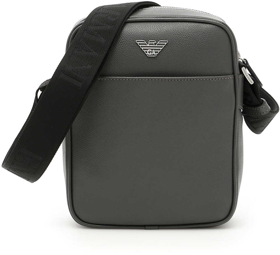 Emporio Armani Messenger Bag DARK GREY