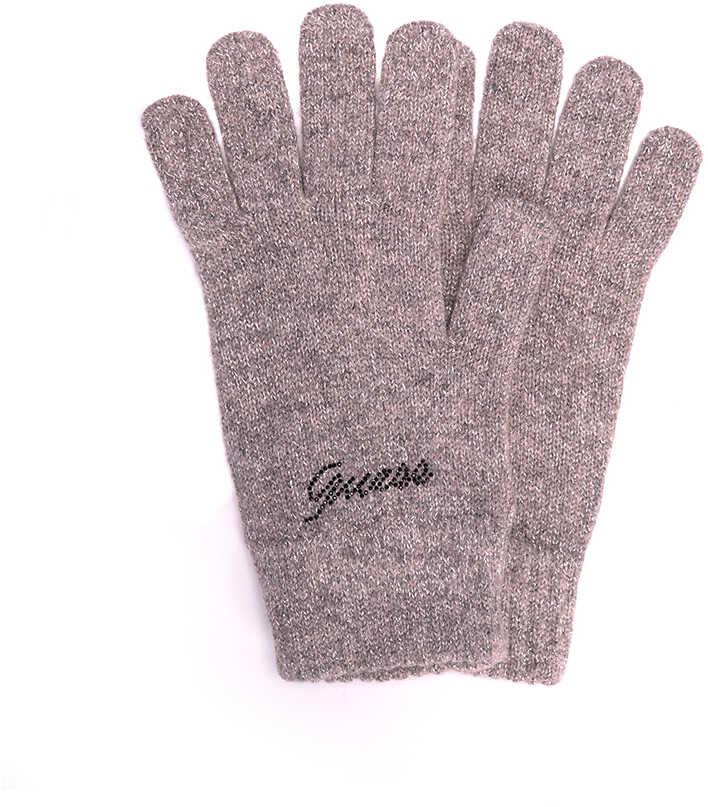 GUESS Rękawiczki Szary