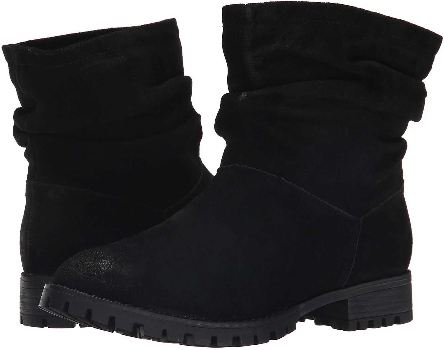 Chinese Laundry Flip Slouch Bootie Black Burnished