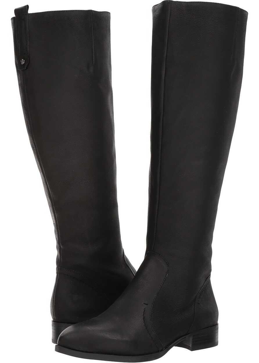 Nine West Nicolah Black Leather