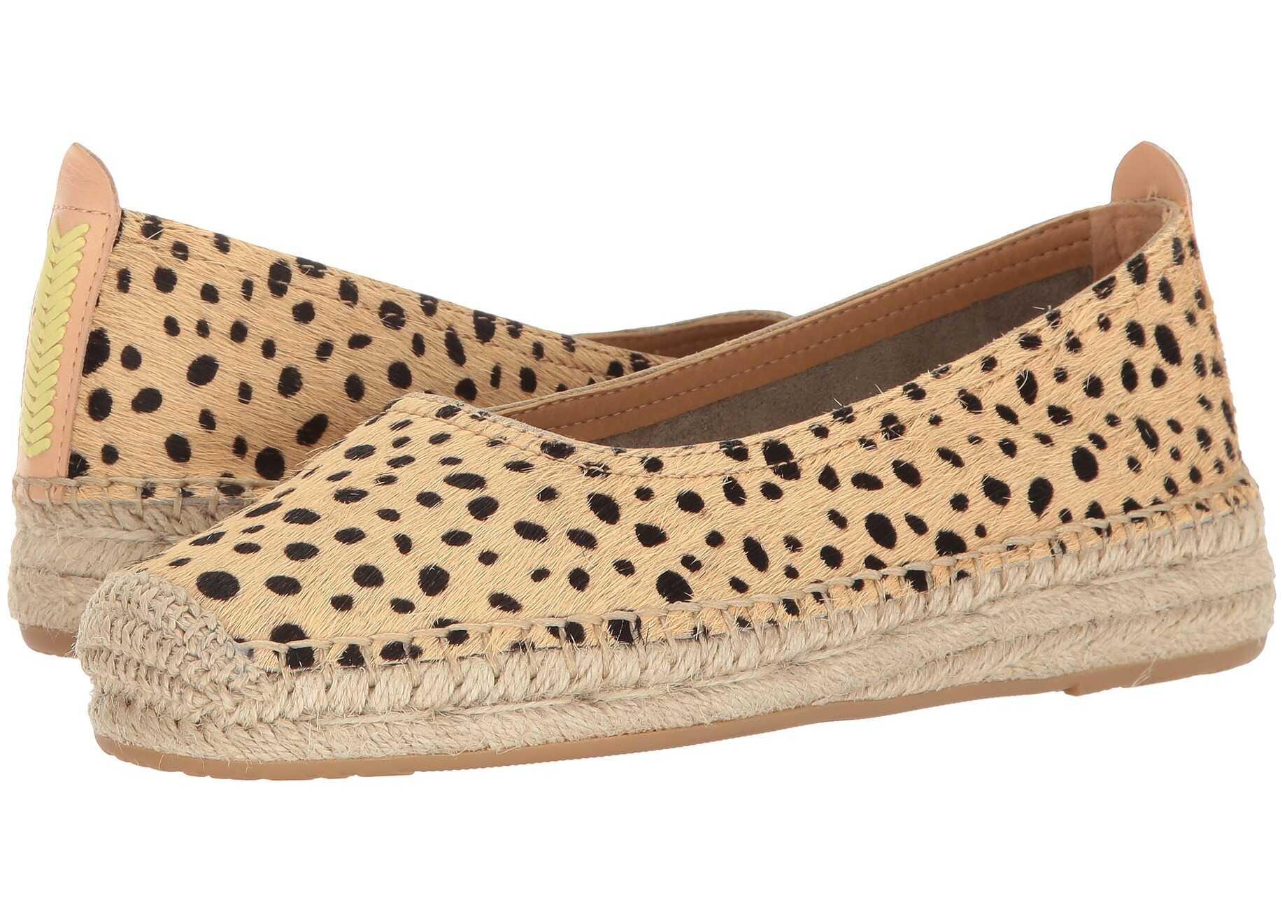 Dolce Vita Taya Leopard Calf Hair