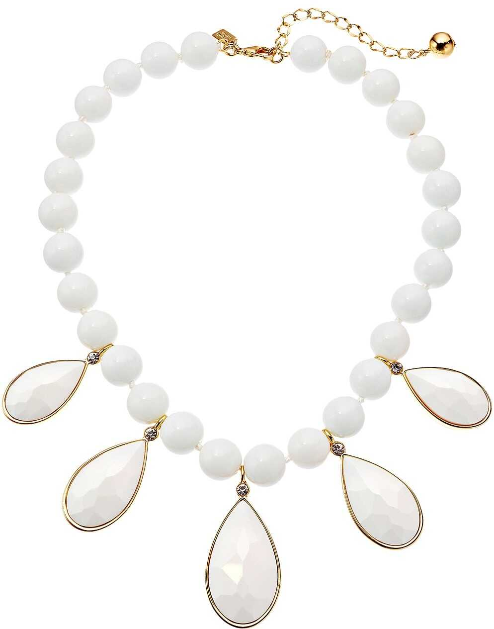 Kate Spade New York True Colors Stone Necklace White Multi