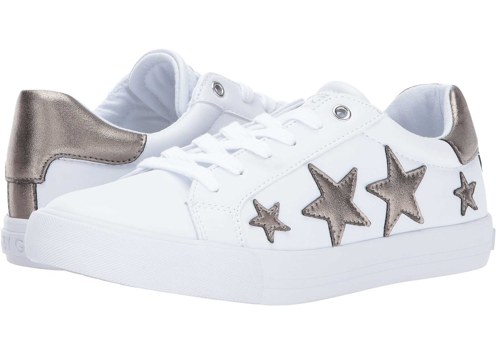 G by GUESS Oakleigh White/Pewter