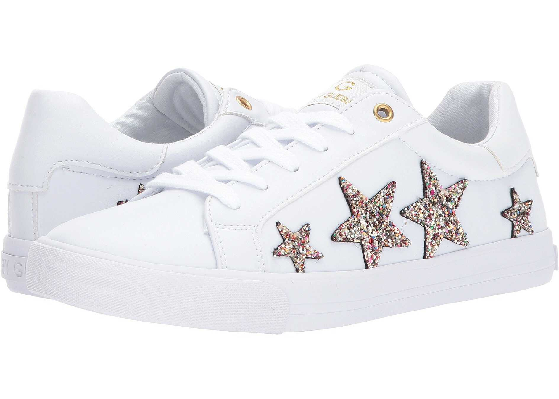 G by GUESS Oakleigh White Rainbow