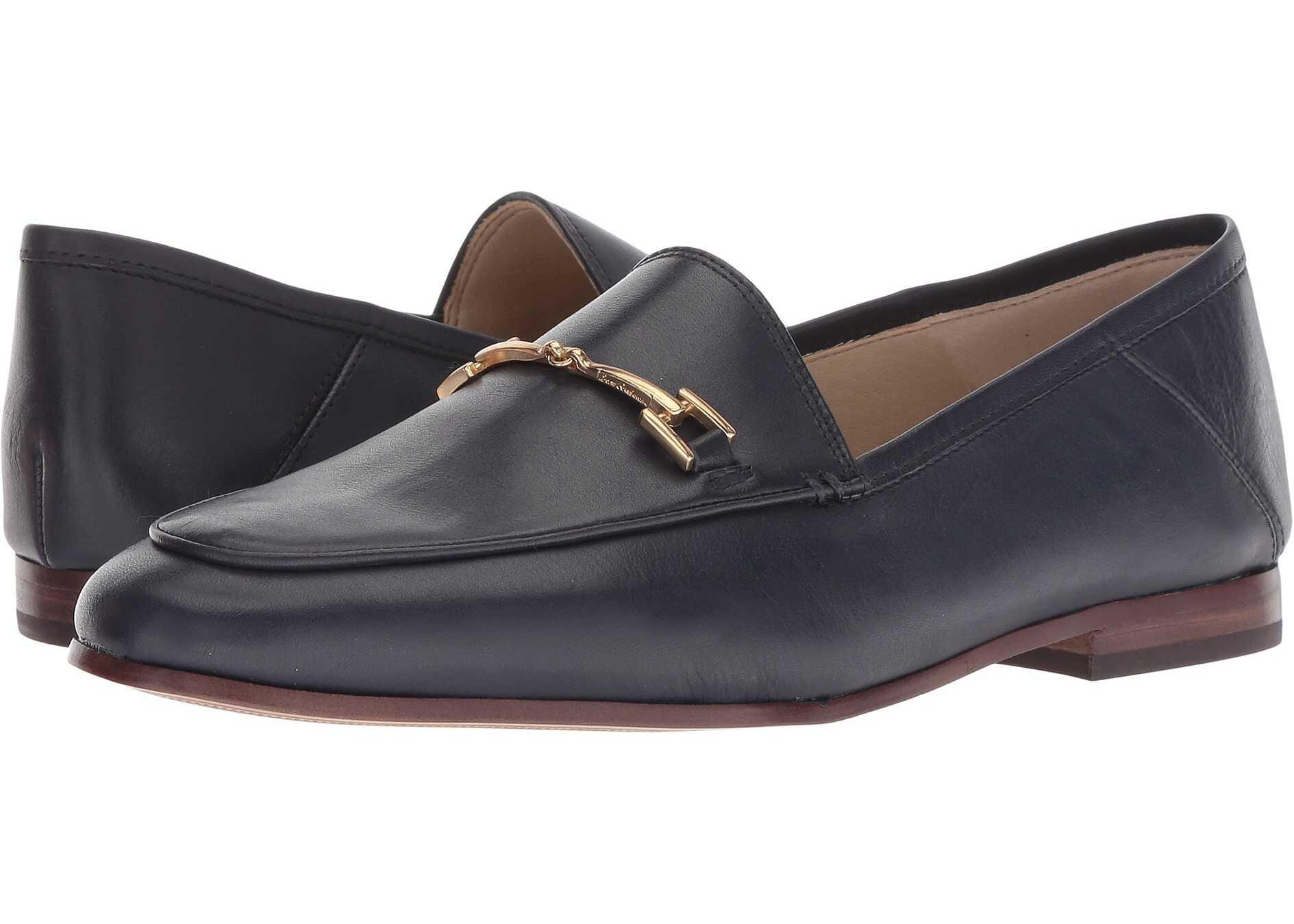 Sam Edelman Loraine Baltic Navy Modena Calf Leather