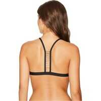 Costume de Baie Hardware Ladder Back Bikini Top Femei