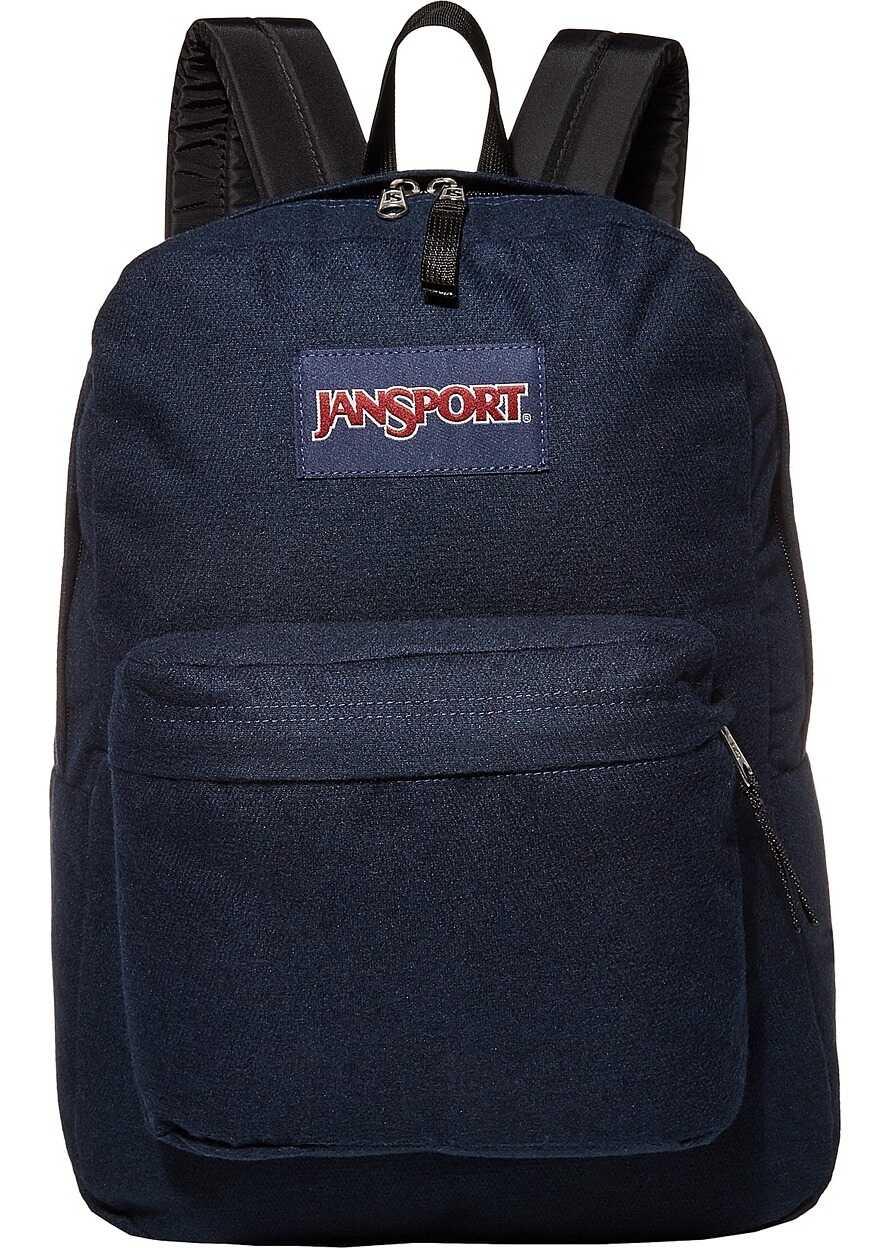JanSport Superbreak Vendor Navy