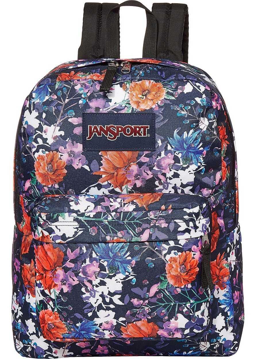 JanSport Superbreak Morning Bloom 1
