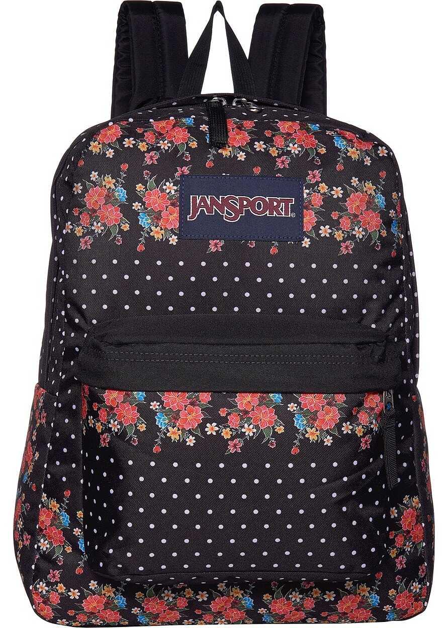 JanSport Superbreak Floral Dot